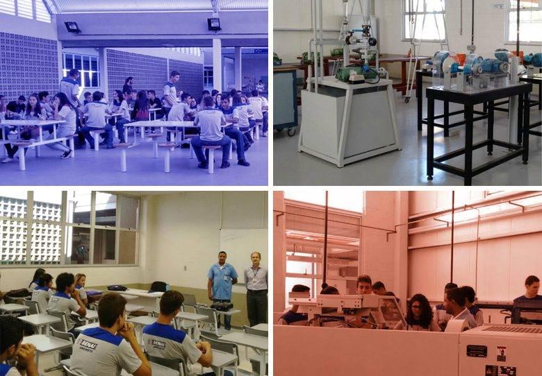 Novo Centro Integrado Sesi/Senai é inaugurado em Anchieta com equipamentos Soma