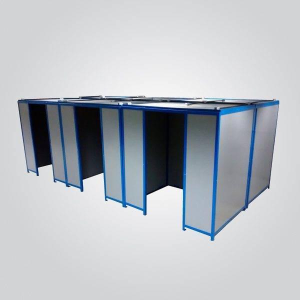 Box de Instalação Elétricas Prediais e Industriais