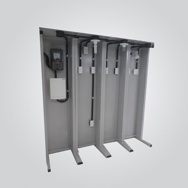 Kit Modular de Instalação Elétrica Residencial