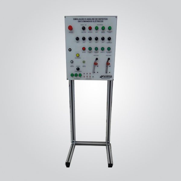 Simulador de Defeitos em Comandos Elétricos