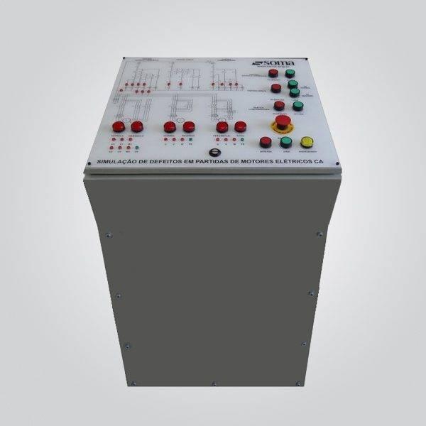 Simulador de Defeitos em Partidas de Motores Elétricos