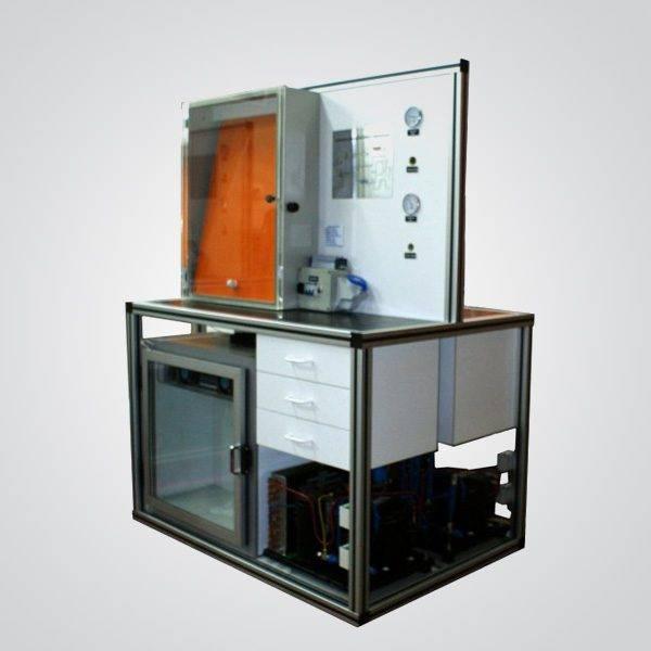 Módulo Didático Comandos Elétricos Aplicados à Refrigeração