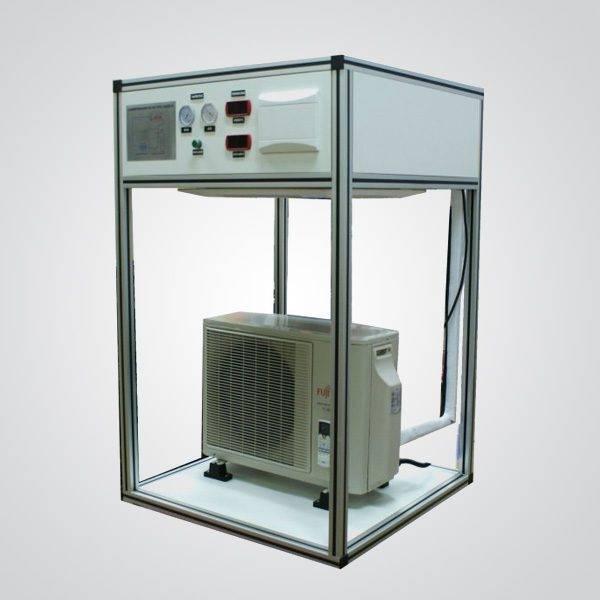 Módulo Didático Condicionador de Ar Tipo Cassete