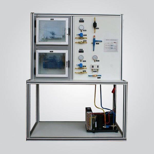Módulo Didático Defeitos de Refrigeração