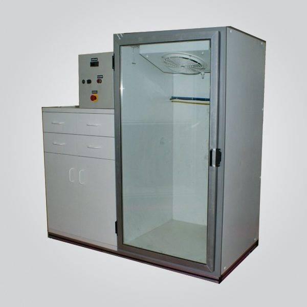 Módulo Didático para Montagem de Refrigeração